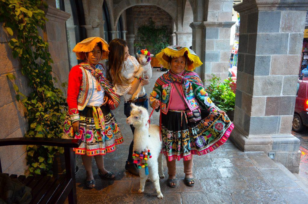 Cuzco Alpacas Llamas