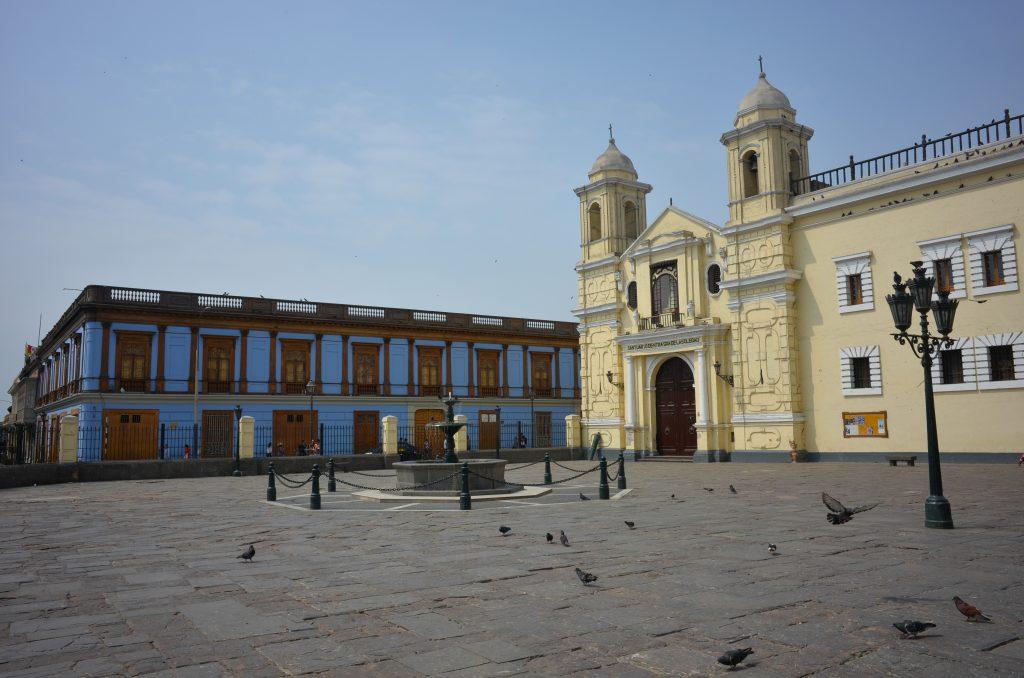 Catacombs Lima