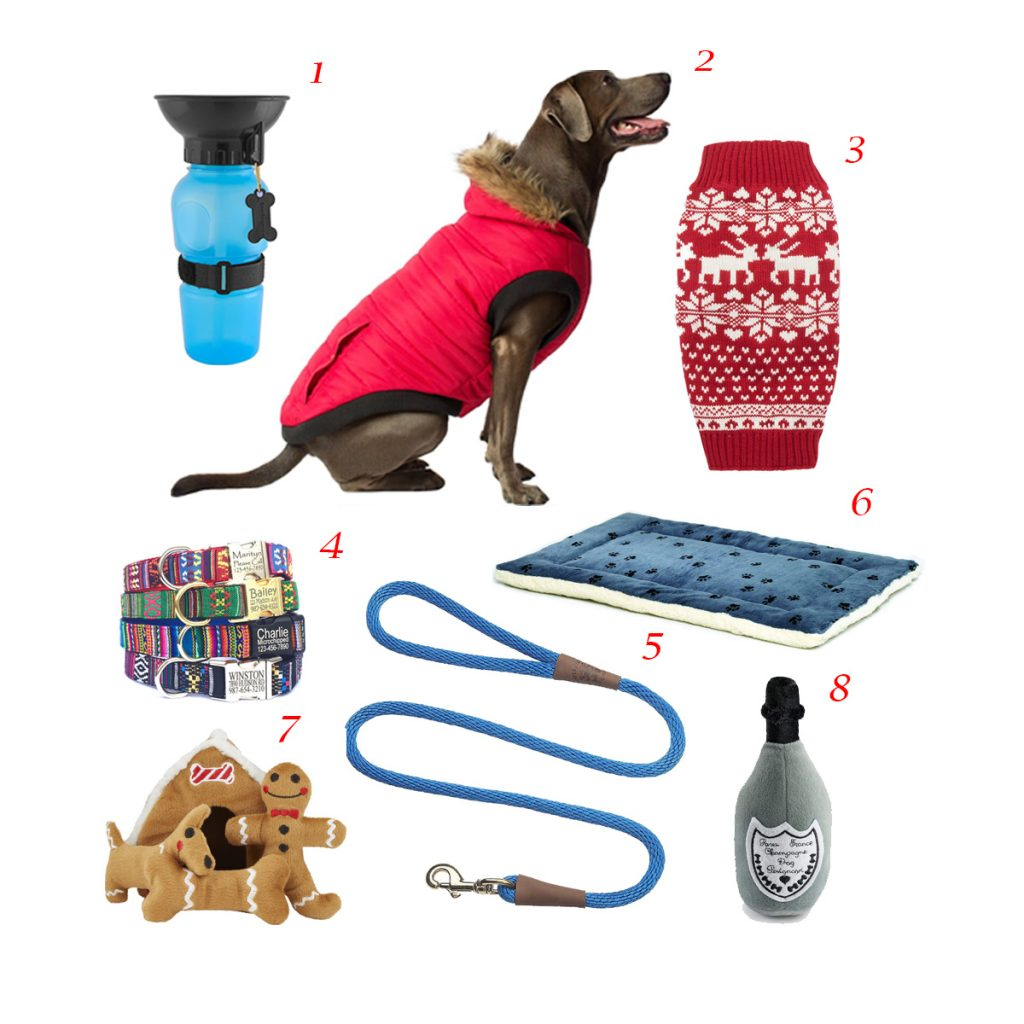 gift ideas for dog, holiday dog gift, holiday dog present, present for my dog